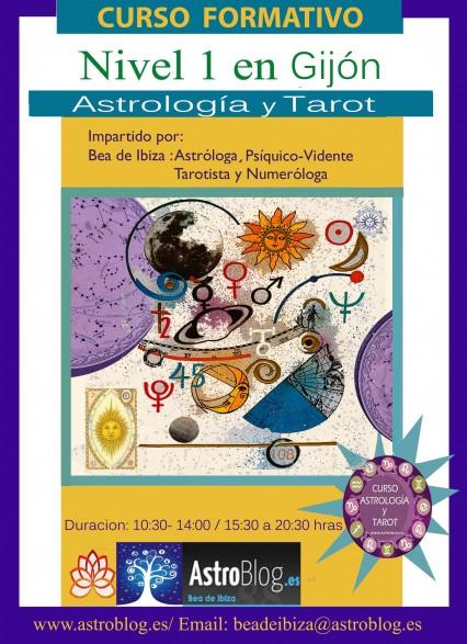 curso de astrologia y tarot en asturias www.astroblog.es
